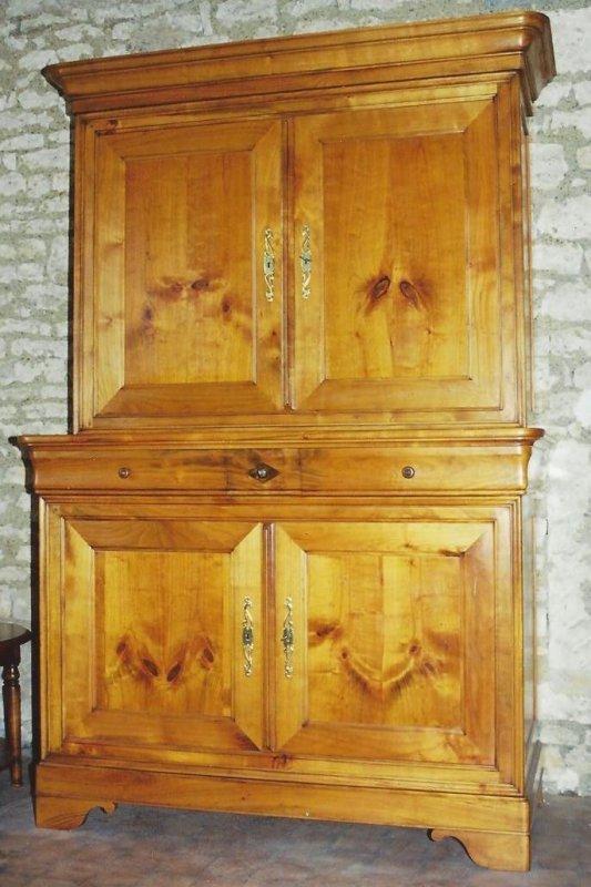 Copie d 39 ancien for Copie meuble ancien
